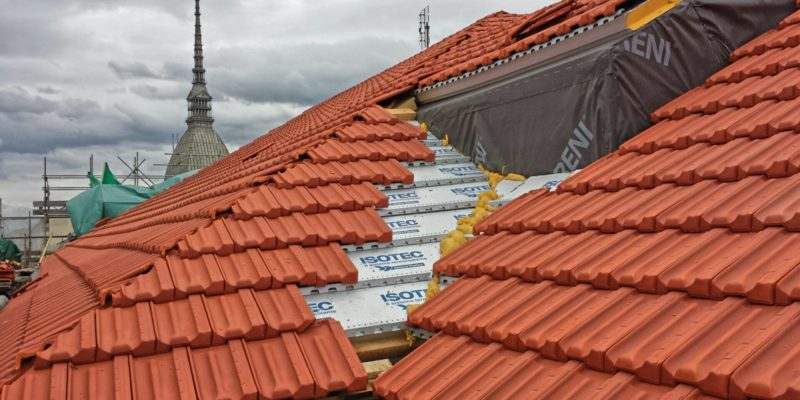 coibentazione tetto
