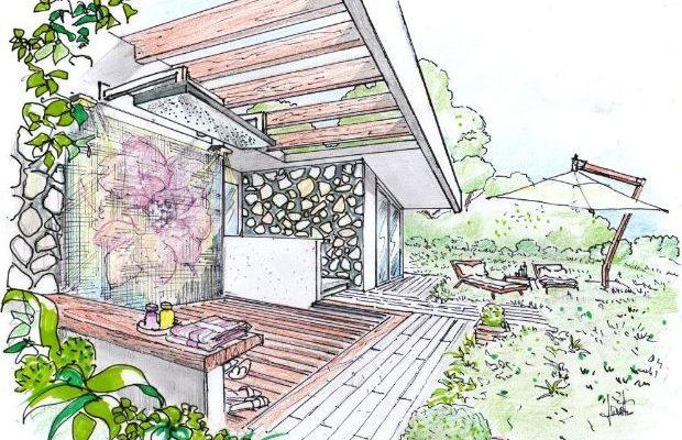 come progettare un giardino