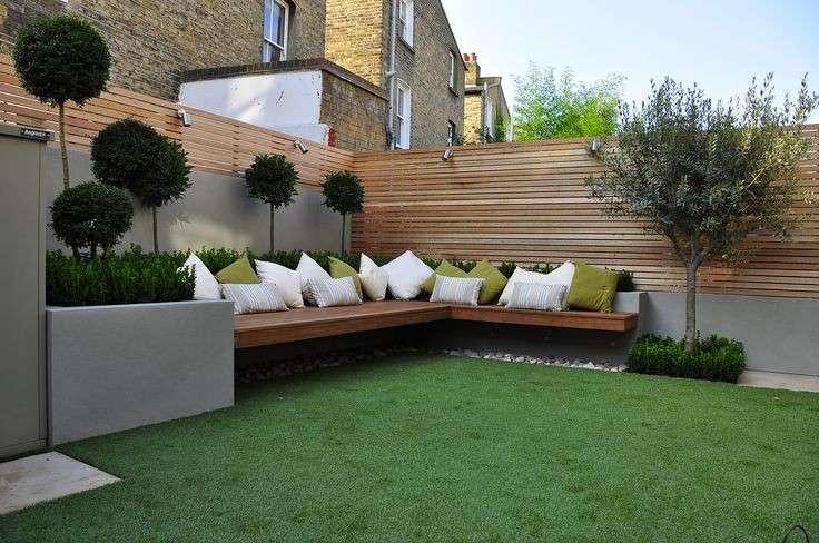 Sedie Da Giardino Fai Da Te.Idee Per Creare Un Giardino Piccolo Fai Da Te In Casa Il Blog Di