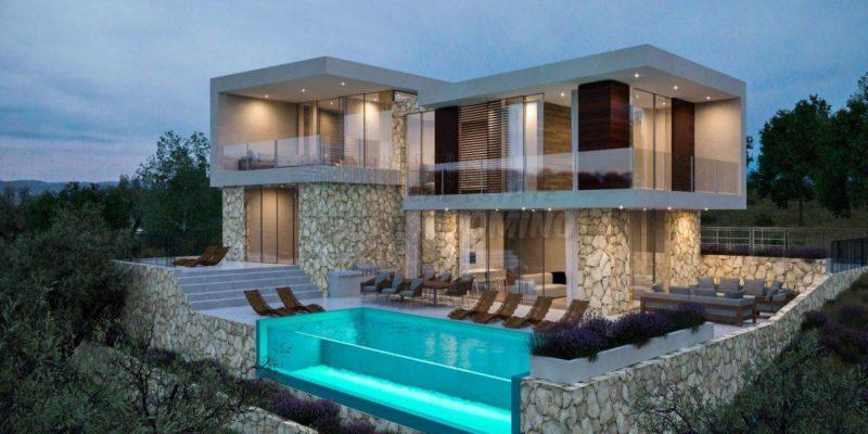 progettazione ville moderne