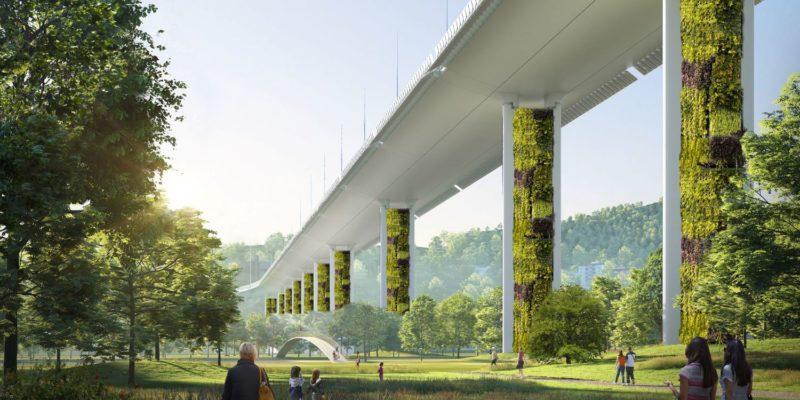 ponte genova green