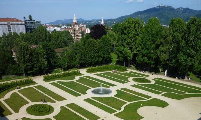 tipi di giardini tipologie esempi