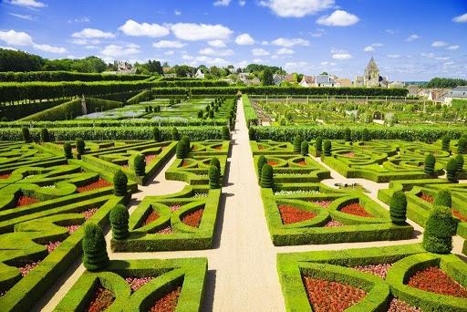 giardino alla francese esempio storia caratteristiche