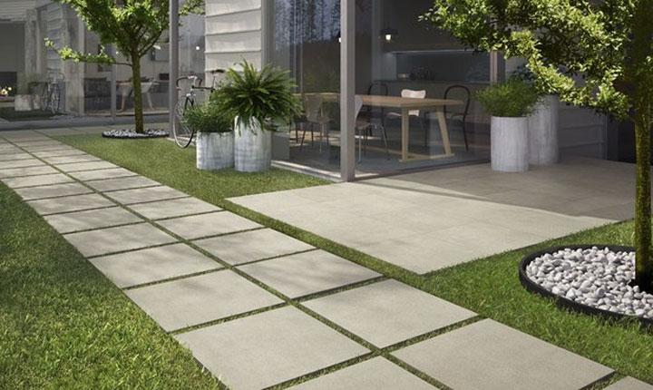 pavimentazione da giardino senza cemento