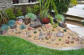 giardino roccioso dimensioni