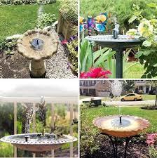 Tipologie di fontane solari