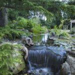 Cascate da giardino: idee per allestire il giardino