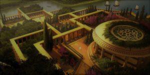 Giardino islamico