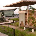 Roof garden privato
