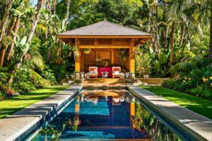 Progettazione giardino tropicale