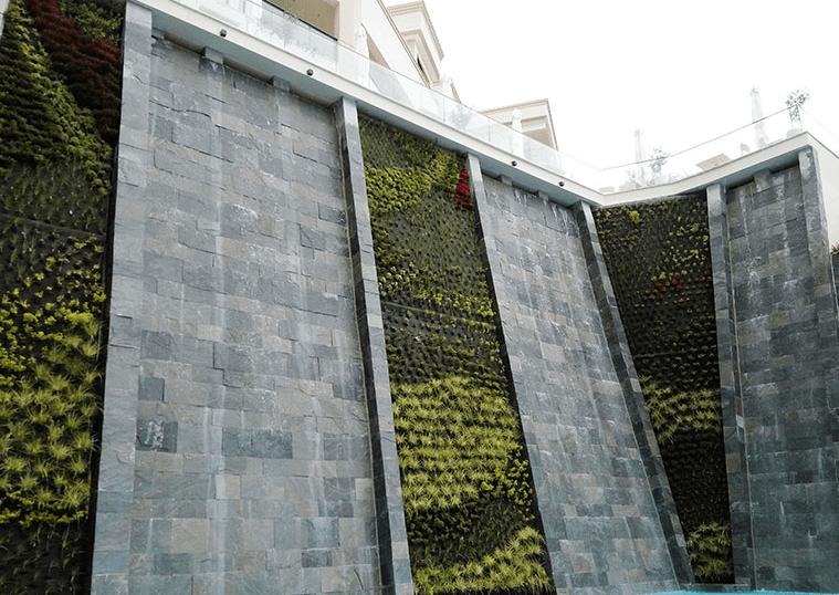 Progetti Per Esterni : Esempi lavori per giardini verticali esterni pagina di i