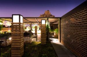 Urban roofgarden
