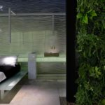 Giardino verticale interno per dream room