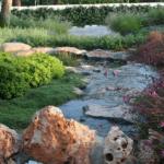 Giardino mediterraneo privato