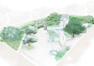 Progetto giardino islamico
