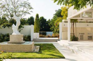 Giardino islamico esterno