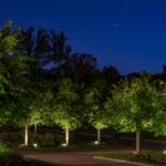 Illuminazione del giardino VII