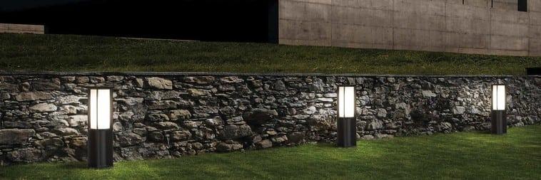 Tecniche e idee per l'illuminazione del paesaggio