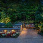 Illuminazione del giardino I