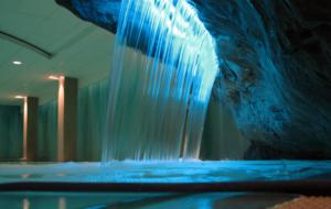 Waterfall SPA: Cascate per Centro Benessere