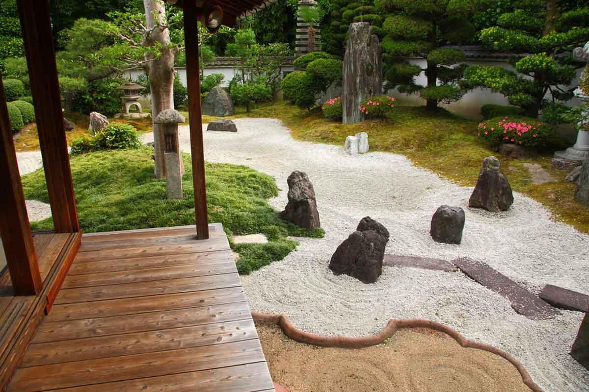 Fai Da Te Giardino Zen recinzione vegetale - planeta srl