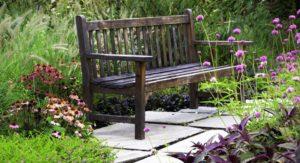 arredamento giardino rustico campagna